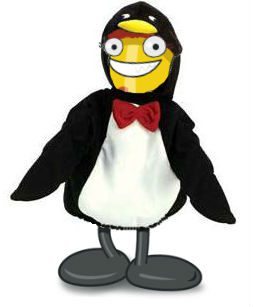 Mr Boombastic Penguin Outfit