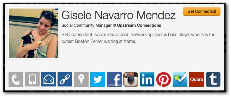 TwtBizCard allows Twitter users to create an online business card.