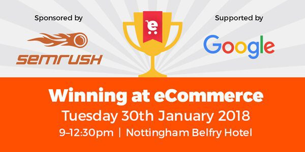 Winning At eCommerce Jan 2018